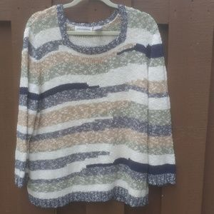 Alfred Dunner sweater X2
